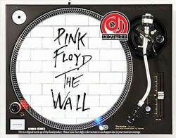 PINK FLOYD THE WALL DJ SLIPMAT for 1200#x27;s any turntableor record player