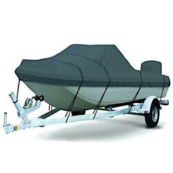 Tri Hull Boat Cover 20 Ft
