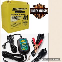 Battery Charger Maintainer Warranty Harley Davidson Sportster Seventy Two 72 Xl
