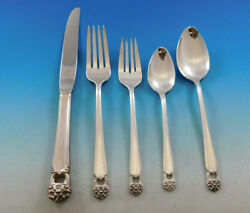 Eternally Yours By 1847 Rogers Silverplate Flatware Set For 18 Service 96 Pcs