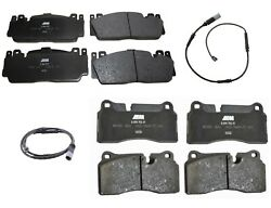 Genuine Front And Rear Brake Kit Pads And Sensors For Bmw F82 M4 Gts Ceramic Brakes