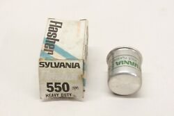 Nos 1960and039s 1970and039s Car Truck Sylvania 550 Heavy Duty Flasher Chevrolet Ford Mopar