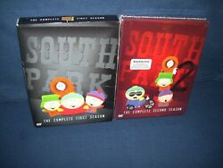 South Park Dvd Lot The Complete First And Second Season