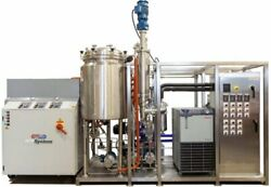 CHEMTECH KD30 ROLLED FILM EVAPORATOR SINGLE STAGE *NO LEAD TIME*