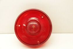 Glo- Brite Aftermarket 1953 1954 Ford Tail Stop Light Lens 317 318 No Chrome
