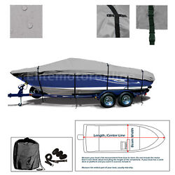 20and039- 22and039 V-hull Runabouts I/o Trailerable Boat Cover