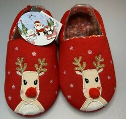 Primark christmas GIFT KIDS SLIPPERS SIZE 2 US (8 18 INCHES) NEW WITH TAG