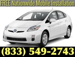 60 Month Warranty 2010-2015 Toyota Prius Hybrid Battery Pack