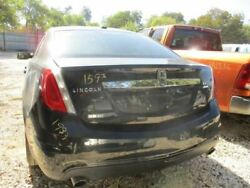 Rear Bumper Park Assist With Appearance Package Fits 10-12 Mks 123491