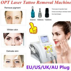 Freckle Removal Machine Laser Tattoo Pigment Skin Whitening Beauty Equipment