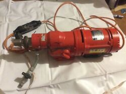 Weka Core Bore Dk132 Made In Germany 3 Speed 230v 16amp 50-60hz 3200w Germany