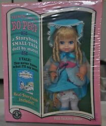 Chatty Cathy - Bo-peep Mint In Box Storybook Pull String Talking Doll By Mattel