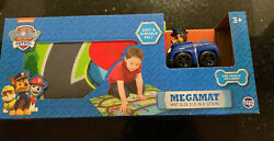 Nickelodeon Paw Patrol Megamat Chase Vehicle Included- Free Shipping