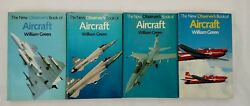 4 Lot The New Observer#x27;s Book of Aircraft 1983 84 8586 Compiled William Green $27.99