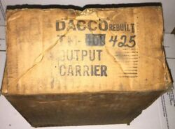 Dacco Rebuilt Transmission Output Carrier Fits Gm Th 425
