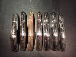 1950 Buick Grille Teeth And Bumper Guards