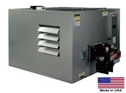 WASTE OIL HEATER Commercial - Ductable - 300,000 BTU - 10,000 Sq Ft - 1,696 CFM