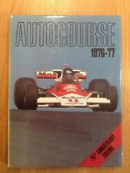 Autocourse 1976-77 Motor Sport Annual Formula One Indy Sports Cars Rally David P