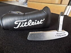 Scotty Cameron Putter CLASSIC ⅠSTAINLESS 1993 Masters Choice 250pcs
