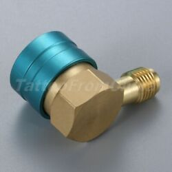 Refrigerant Low Side Quick Coupler R1234YF to R134A Hose Adapter US SELLER