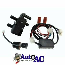 New Electronic Bypass Heater Control Valve With Adjustable Rotary Switch