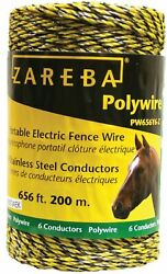 660and039 Hd Elec Fence Wireno Pw656y6-z Woodstream Corp 3pk