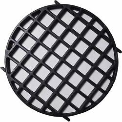Bbq Grill Cast-iron Sear Grate Replacement Parts For 22.5 Weber Charcoal Grills