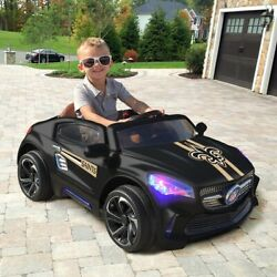 New Orleans Saints Ride On Ultimate Sports Car With Remote Control And Radio Kids