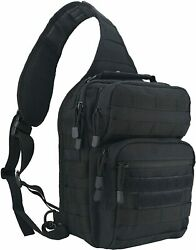 Tom Clancyand039s The Division 2 Shd Agent Tactical Sling Bag W/ 4 Morcla Patches