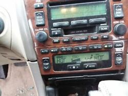 Temperature Control Push Buttons Without Heated Seat Fits 00-04 AVALON 816926