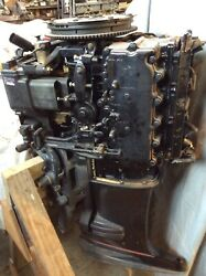 60 Hp Mercury Outboard Motor 1986 For Parts