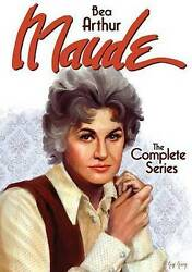 Maude The Complete Series Dvd 2015 19-disc Set Us Seller