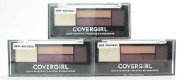 Covergirl Quad Palettes Eyeshadow Choose Your Shadetwin Pack Or Triple Pack