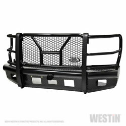 Westin Hdx Bandit Front Bumper For Ford F250/350 Sd 17-19 Cab And Chassis/sc/ec/cc