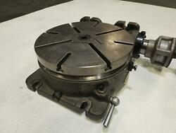Moore Precision 11 Horizontal / Vertical Ultra Precise Rotary Table
