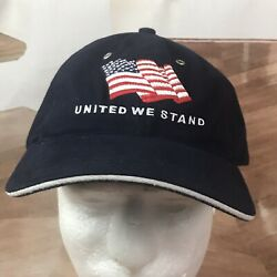 USA United We Stand Cap Adjustable Fit