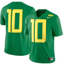 Justin Herbert Oregon Ducks Jersey-stitched-all Sizes-nike Authentic- Nwt135