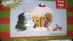 Dept 56 Cindy Lou Whoand039s House Wonky Tree Christmas Village