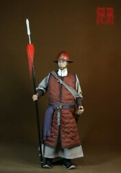 Zoy Toys 1/6 Zoy004 Wanli Korean War Ming Army 12 Action Figure Dolls In Stock