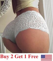 new ☆USA☆ Sexy Women Lace Thong G-string Panties Lingerie Underwear  T-back $3.99