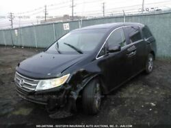 Passenger Front Door Electric Touring Elite Fits 11-12 Odyssey 503831no Shippin