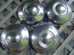 Vintage Max Wedge Dodge Pickup Truck Plymouth Chrysler Hubcaps Wheel Covers