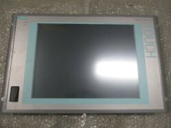 Siemens A5e00747046 Simatic Panel Pc 15t 677/877 Touch Screen Series P6 Tested