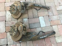 Porsche 911 / 912 And03969-and03973 Trailing Arms 2 Complete Set2 Fl