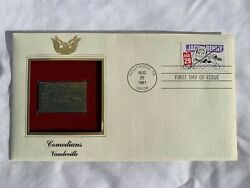 Commemorative Comedian Jack Benny Stamp, First Day Issue, Us 2564
