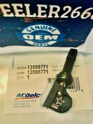 1pc Gm Original Equipment Acdelco Tpms Tire Pressure Monitoring System 13598771