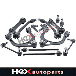 14pc Front Suspension Kit Control Arm For Dodge Charger Challenger Chrysler 300