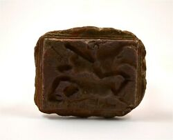 A Nice And Large Greco-roman Pottery Stamp