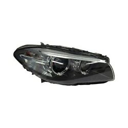 Bm2519159 New Right Side Hid Headlight Lens And Housing Fits 2014-2016 Bmw 520i