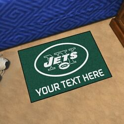 New York Jets She Cave Woman Cave Rug Nfl Fanmats